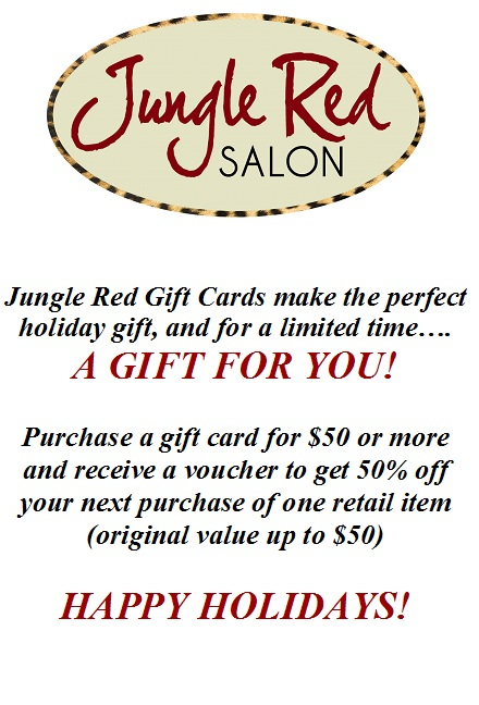 Special Gift With Your Holiday Purchase!