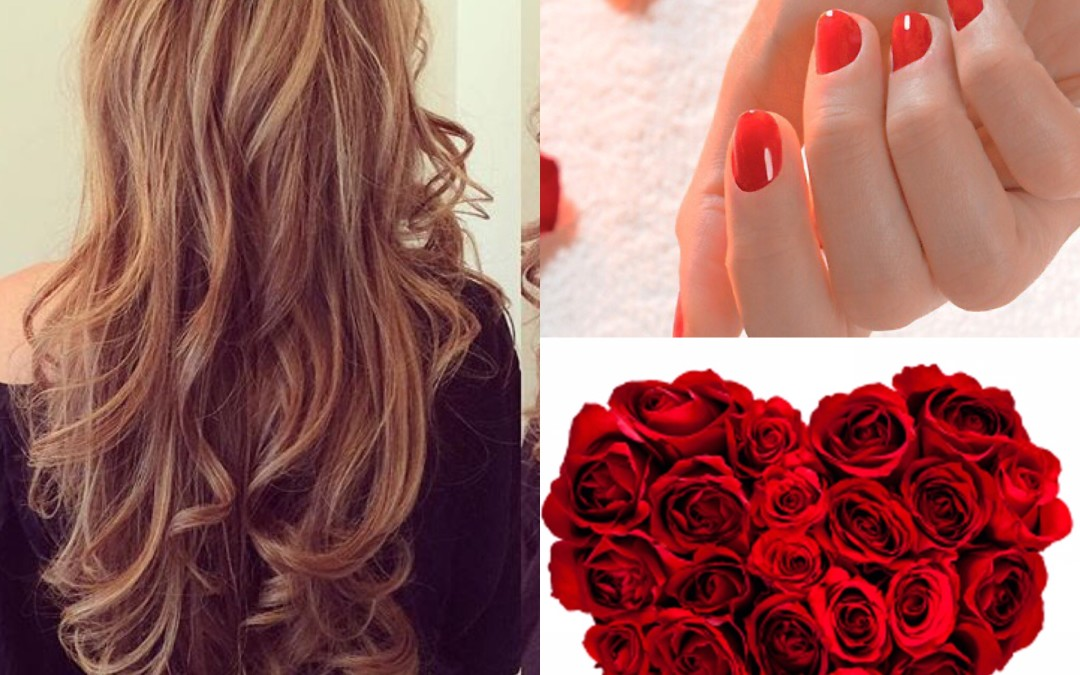 Valentine's Day Special at Jungle Red Salon