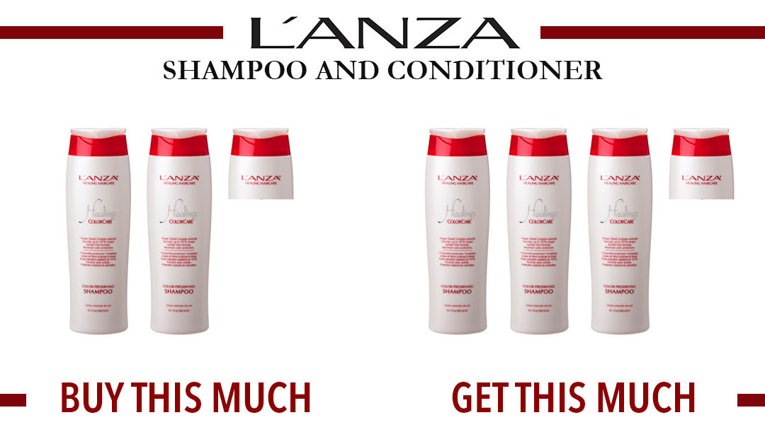 L'ANZA Liter Sale! Save $20!